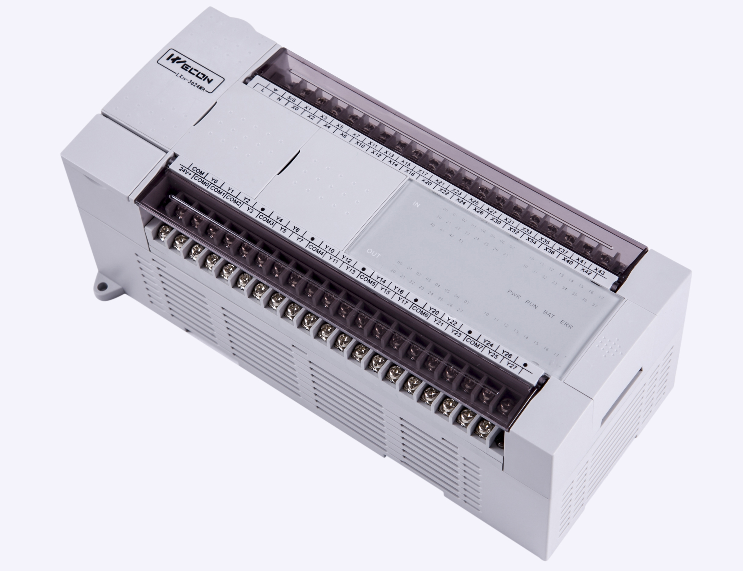 维控LX3V-3624MR-A(D)可编程控制器PLC