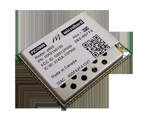 Microhard P900  900MHz跳频电台核心模块