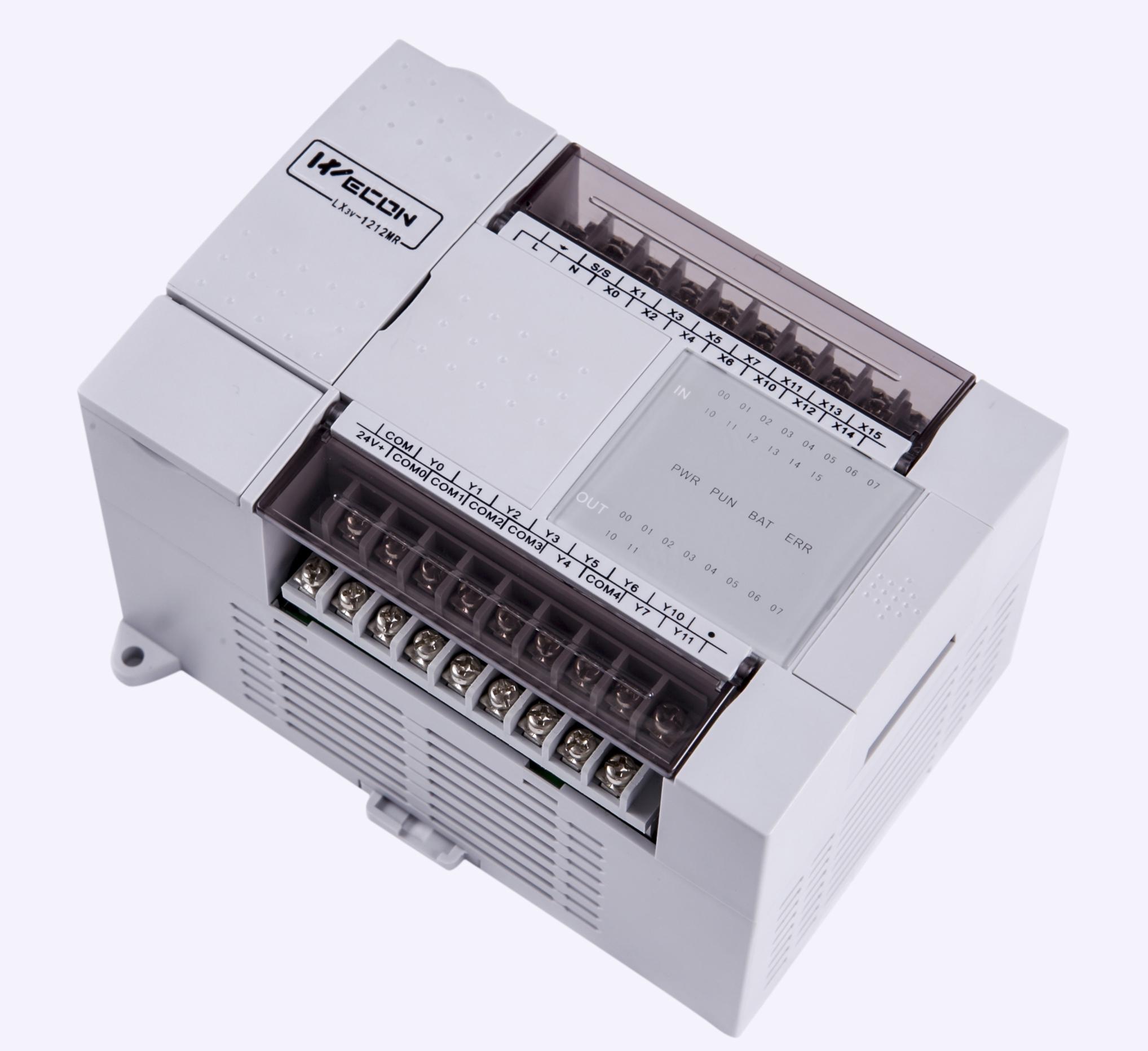 维控   LX3V-1212MR-A(D)可编程控制器PLC