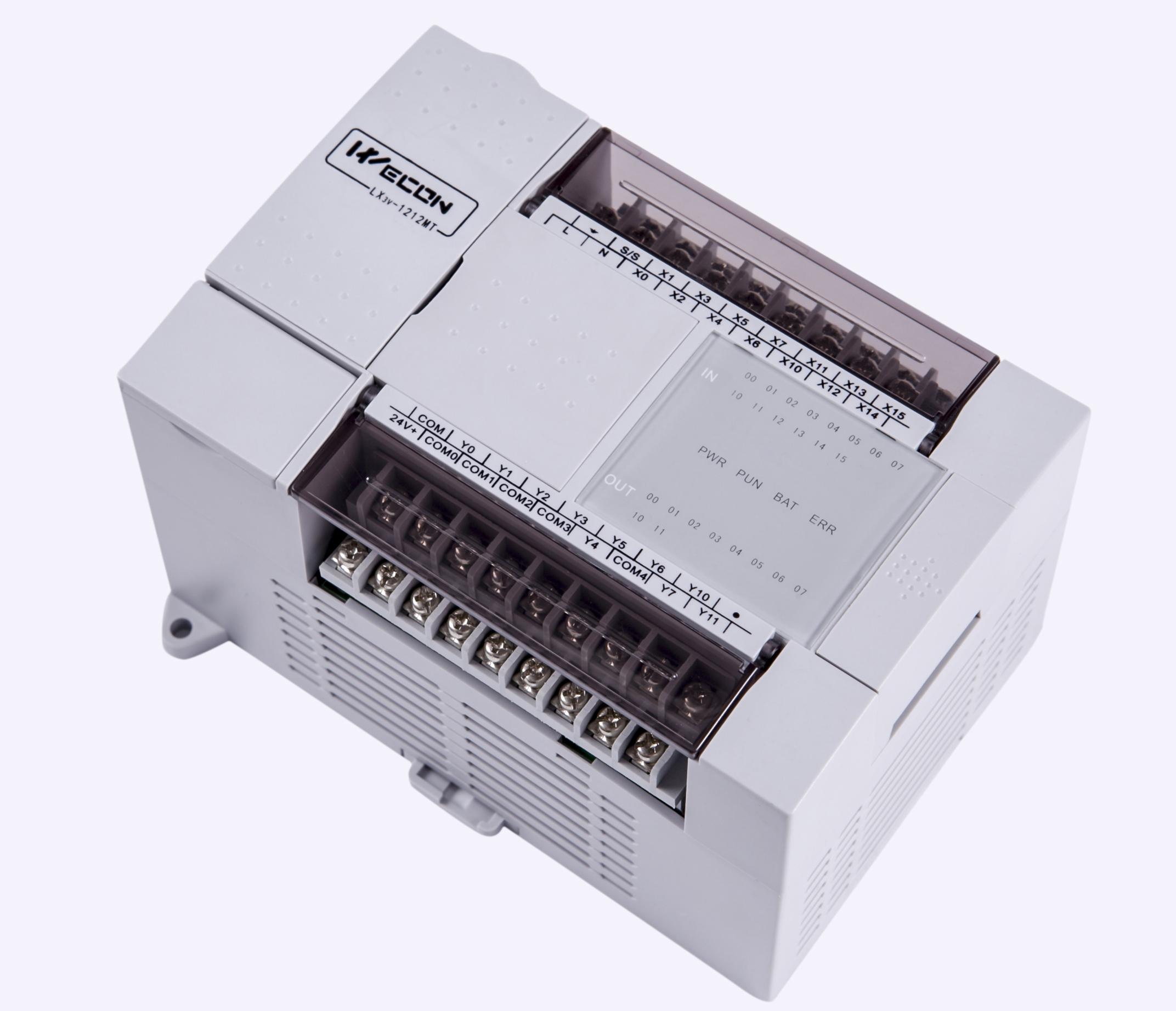 维控LX3V-1212MT4H-A(D)可编程控制器PLC