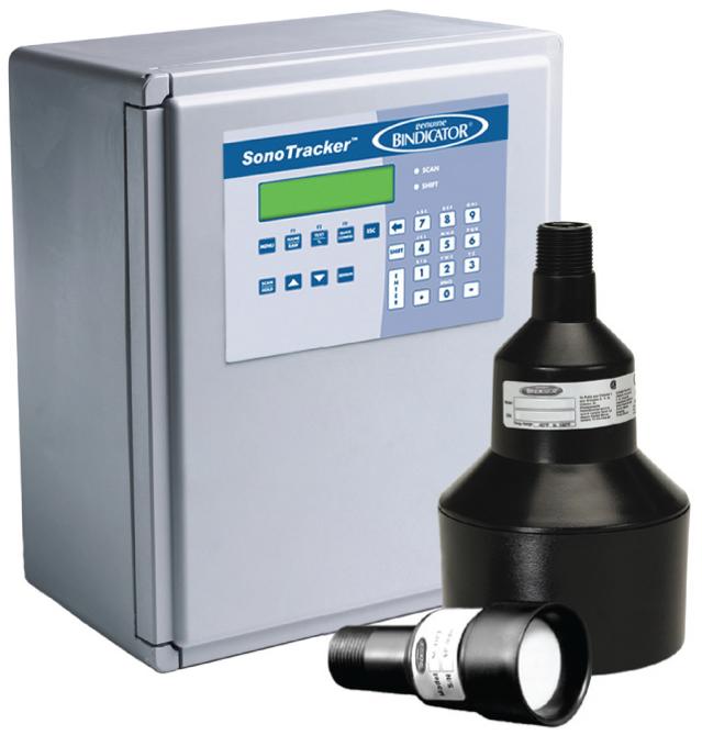 必测 SonoTracker超声波物位计-BT26超声波探头