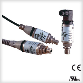 捷迈 1600系列投入式液位变送器