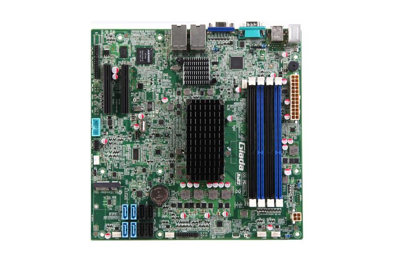 杰拓 N21M-MV凌动系列服务器主板