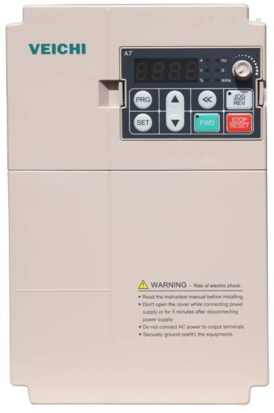 伟创 AC100-K开环永磁同步空压机专用变频器