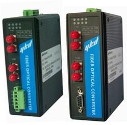 易控达MODBUS总线转光纤中继器/光端机/光电转器