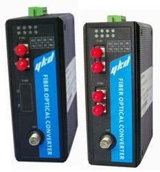 易控达S908 RIO转光纤中继器/光端机/光电转换器