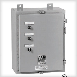 捷迈 Warrick CP 67 系列控制箱