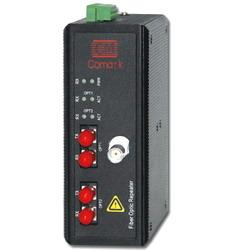 深圳讯记ControlNet总线光纤通讯模块