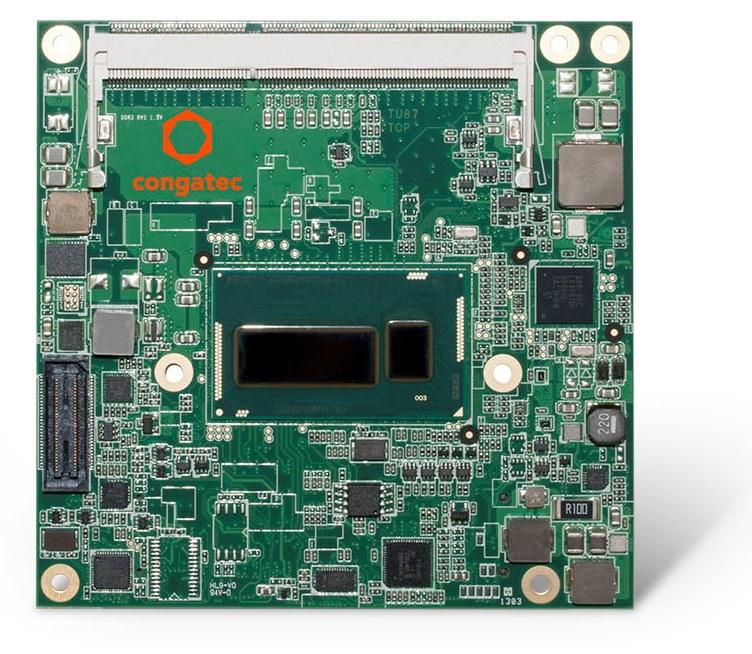康佳特 conga-TC97第五代英特爾®酷睿?處理器 計算機模塊