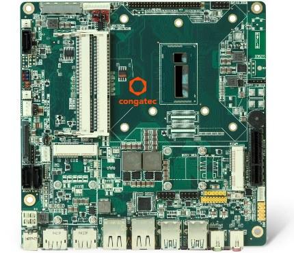 康佳特 conga-IC97 Mini-ITX 工业级主板