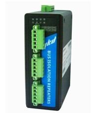 易控达cc-link总线隔离中继器/隔离抗干扰