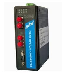 易控达PPI总线光纤中继器(环网冗余)/光端机