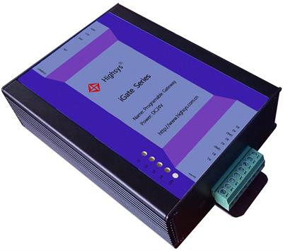 海思 iGate211型多协议智慧型LonWorks网关