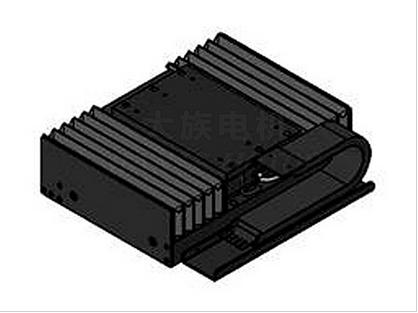 大族电机 直线电机工业机器人 LMSU1单轴平台