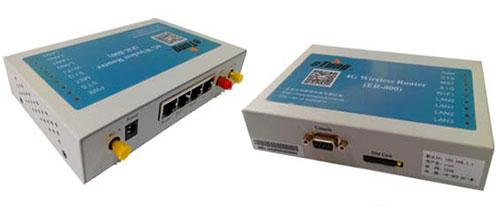 驿唐 ER-800 高速4G路由器 四网口 带WIFI