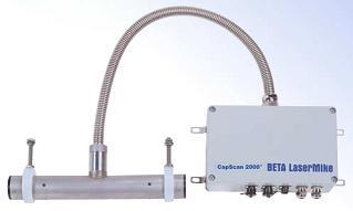 蓓达镭射CapScan 2000 在线水中静电容测试仪