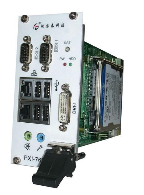 ART-阿爾泰科技PXI76A1 標準工業級PXI嵌入式主板