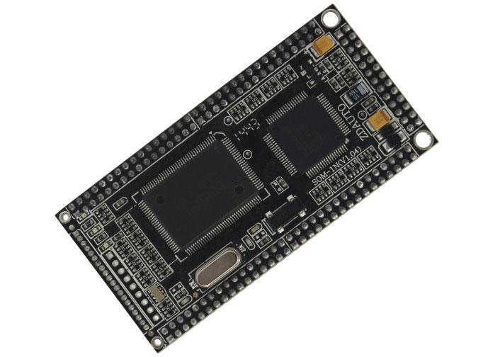 在硬件上,它由高性能,可配置的hd64f2398型cpu芯片和相关电子电路