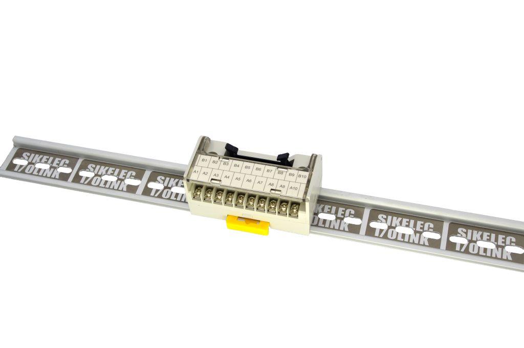 天津思科 MT-20H  20P端子模块
