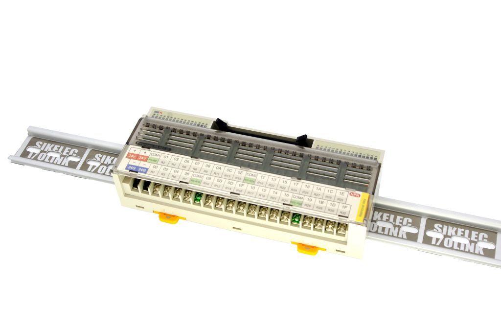 天津思科 RM32-PA1A 系列32點繼電器模塊