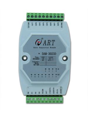 ART-阿尔泰科技DAM-3023D-4路隔离数字量模块