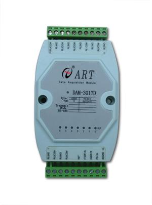 ART-阿尔泰科技DAM-3017D-7路PhotoMos继电器输出模块