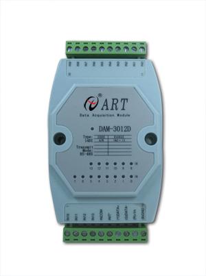 ART-阿尔泰科技DAM-3012D-14路隔离的数字量输入模块