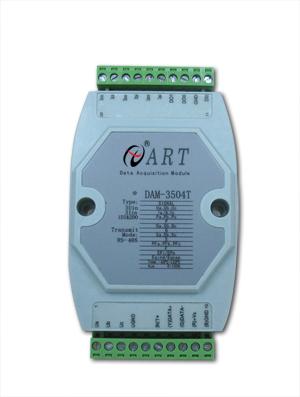 ART-阿尔泰科技DAM-3504/T-三相多功能电量采集模块
