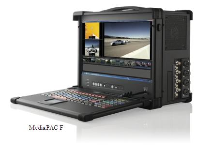 ACME  高清無線流與記錄平台--MediaPAC