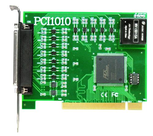 ART-阿尔泰科技PCI1010-PCI总线独立2轴驱动运动控制卡
