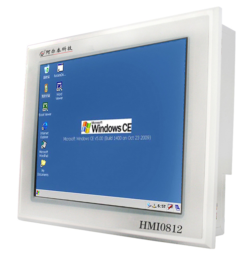 ART-阿尔泰科技HMI0812-8寸工业平板电脑