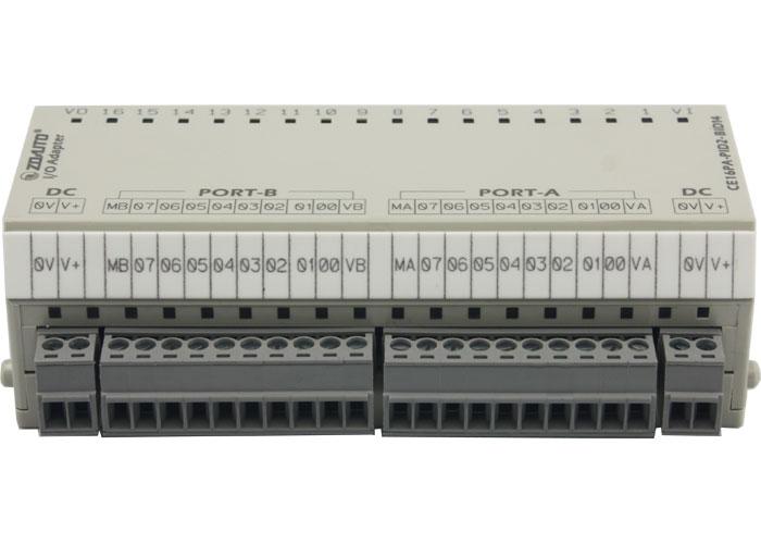 智達CE32-PA可編程控制器類主模塊
