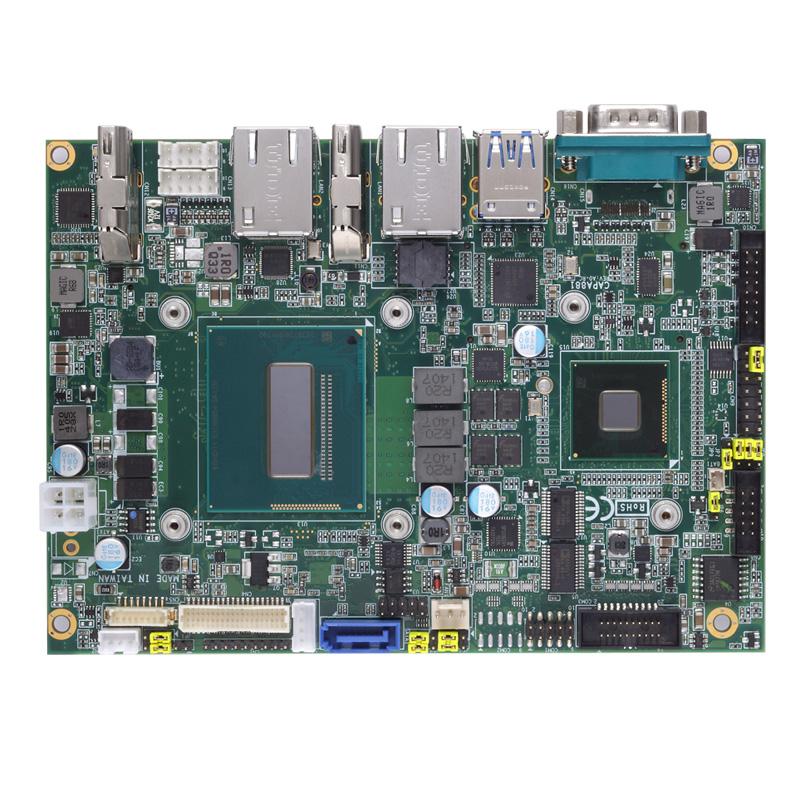 艾讯科技 第4代3.5 吋高效能嵌入式单板计算机 CAPA881