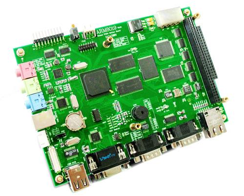 ART-阿爾泰ARM8019 ARM10處理器PC104主板