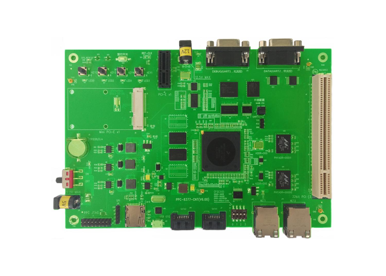 ART-阿尔泰PPC-8377-CNT-PowerPC主板