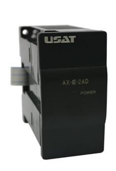 优萨 可编程控制器 AX-E系列扩展模块 AX-E-2AD/DA