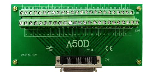 ART-阿尔泰科技A50D-通用接线端子板