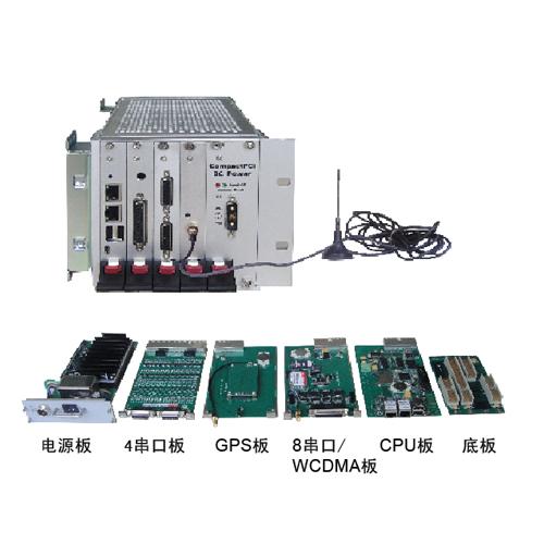 集智达智能Server-59212WG 3U上架式通讯管理机