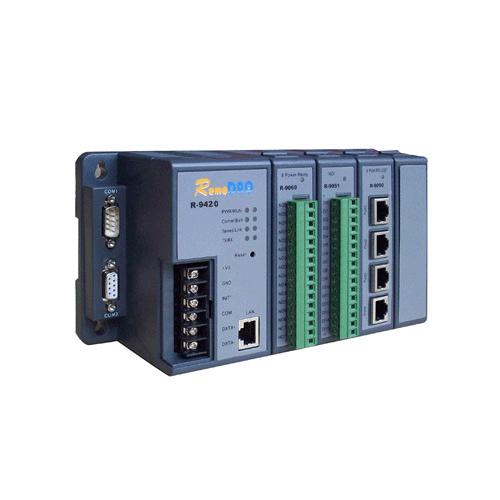 集智达智能RemoDAQ-9420/9820 分布式数据采集控制系统