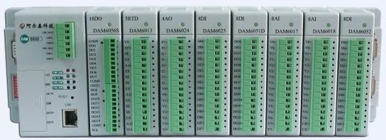 ART-阿尔泰科技DAM6600 可扩展RTU模块