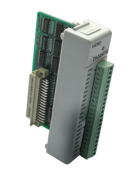 ART-阿尔泰科技DAM6050-16通道数字量输入输出模块