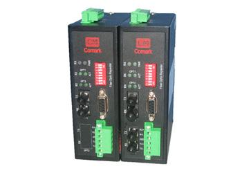 深圳讯记 多通道电流模拟量光纤转换器