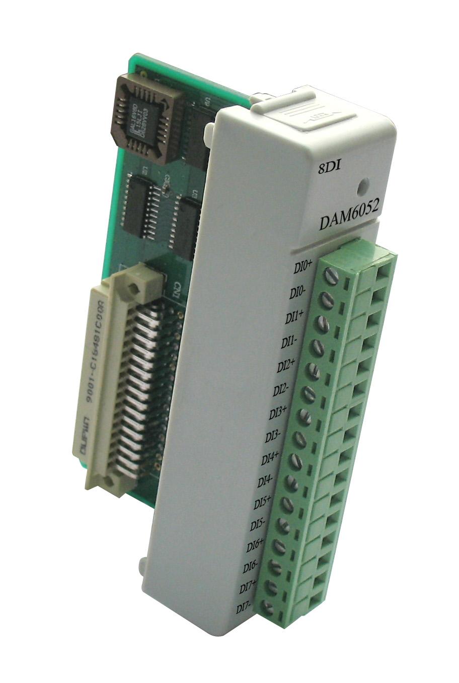 ART-阿尔泰科技DAM6052-8路隔离数字量输入模块