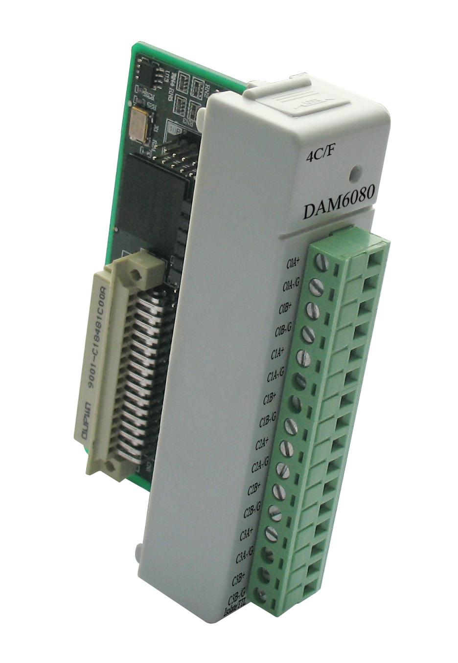ART-阿尔泰DAM6080-4通道 32位计数器/频率模块