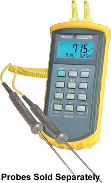 OMEGA 高精度数据记录器 HH506RA