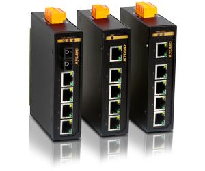 东土KIEN1005/1005A 非网管型以太网交换机