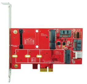宜鼎国际 ESXS-2302 Standard PCIe