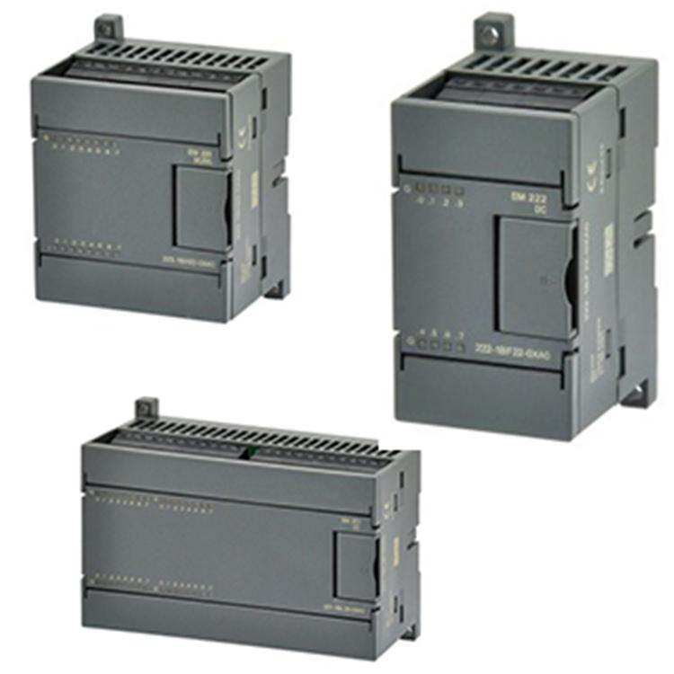 伟创VE200数字量扩展模块 小型PLC
