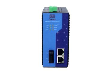 讯记百兆1光2电股票配资光纤收发器
