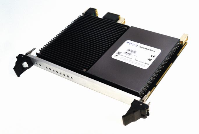憶數 軍工系列6U VPX 固態硬盤
